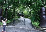 Singapore Zoo入口