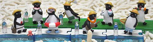 夏ペンギン