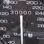 30,000km!!