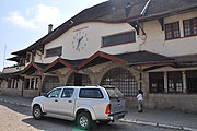 Fianarantsoa駅