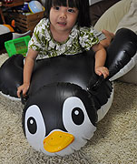 ペンギンフロート
