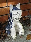 グラサン狛犬