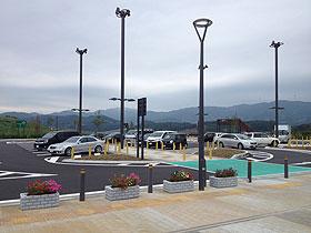 ぐるぐる駐車場