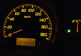 12万km突破