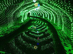 イルミ トンネル