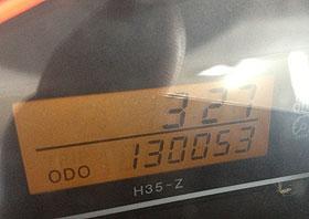 13万キロ